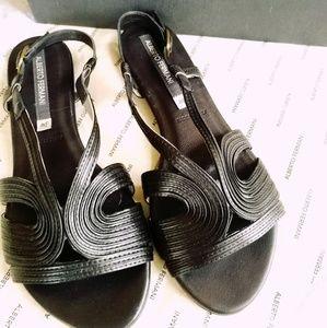 Alberto Fermani Slingback Sandal, Made in Italy